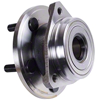 Alloy USA - Precision Gear - 30-Spline Unit Bearing (00-06 Wrangler TJ) - Alloy USA 35400