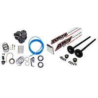 Alloy USA - Precision Gear - Dana 35 Grande 30-Spline Kit w/ ARB locker, 3.54 & up (90-06 Wrangler YJ & TJ) - Alloy USA 12134-ARB