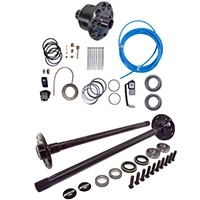 Alloy USA - Precision Gear - Dana 44 Mas Grande 35-Spline Kit w/ ARB Locker, 3.92 & Up (97-06 Wrangler TJ) - Alloy USA 12137-ARB
