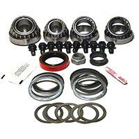 Alloy USA - Precision Gear - Differential Master Rebuild Kit Rear Dana 44 (07-13 Wrangler JK Rubicon) - Alloy USA 352052