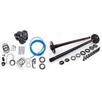 Alloy USA Precision Gear - Grande 44 Kit - Cromo 33 SPLINE (97-06 Wrangler TJ ) - Alloy USA 12136-ARB