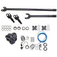 Alloy USA Grande Front Axle Kit w ARB Locker (97-06 Wrangler TJ) - Alloy USA 12132-ARB