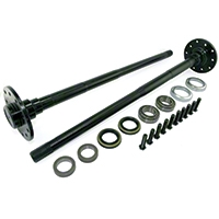 Alloy USA Rear Axle Kit Dana 44 Grande 30-Spline Kit (07-15 Wrangler JK) - Alloy USA 12156