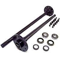 Alloy USA Rear Axle Kit, D44 30-Spline (97-06 Wrangler TJ w/Dana 44) - Alloy USA 12235