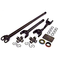 Alloy USA 30 Spline Alloy Dana 30 Axleshafts (87-95 Wrangler YJ) - Alloy USA 12131