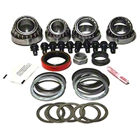 Alloy USA Dana 35 Ring and Pinion Overhaul and Master Installation Kit (87-95 Wrangler YJ, 97-06 Wrangler TJ) - Alloy USA 352049