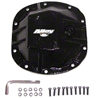 Alloy USA HD Differential Cover Dana 30, 3/8 Cast Steel (87-14 Wrangler YJ, TJ & JK) - Alloy USA 11206