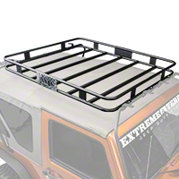 Warrior Products Basket Only - One Piece Basket/Truck Freight (07-13 Wrangler JK) - Warrior Products 880