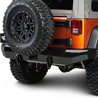 Bestop HighRock 4x4 Rear Bumper (07-15 Wrangler JK) - Bestop 42911-01