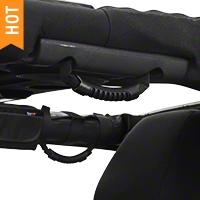 Rugged Ridge Black 9 Piece Interior Roll Bar Trim Kit (07-15 Wrangler JK) - Rugged Ridge 12496.01