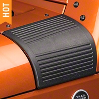 Rugged Ridge Black Cowl Body Armor - Pair (07-16 Wrangler JK) - Rugged Ridge 11651.18