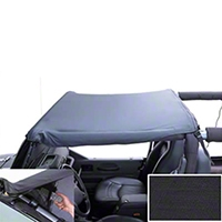 Rugged Ridge Black Diamond Mount Pocket Brief (97-06 Wrangler TJ) - Rugged Ridge 13585.35