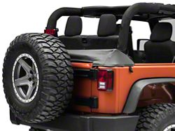 Rugged Ridge Black Diamond Soft Top Storage Boot (07-16 Wrangler JK 2 Door)