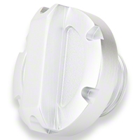 Rugged Ridge Brushed Billet Aluminum Oil Cap (07-11 Wrangler JK) - Omix-ADA 11430.04