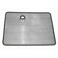 Rugged Ridge Bug Screen Stainless Steel (87-95 Wrangler YJ) - Rugged Ridge 11106.02