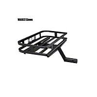 Warrior Products Cargo Hitch Rack 46 in. For Standard 2 in. Receivers (Universal Application) - Warrior Products 846