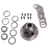 Omix-ADA Case Assy Kit for Standard Differential 3.55-4.56 Ratio for Rear Dana 35 (94-06 Wrangler YJ & TJ) - Omix-ADA 16505.24
