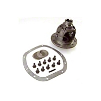 Omix-ADA Case, Standard Differential 3.73-4.56 Ratio (w/ Gasket, Shims & Ring Bolts) (97-06 Wrangler TJ) - Omix-ADA 16503.05