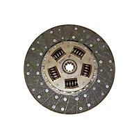 Omix-ADA Clutch Disc for 6 or 8 Cyl 10.50 In. (87-99 Wrangler YJ & TJ) - Omix-ADA 16905.06