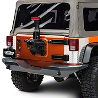 Warrior Products Corner Guards Pair (07-13 Wrangler JK) - Warrior Products 920A