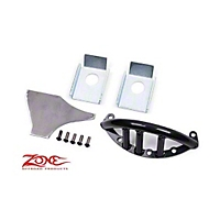 Zone Offroad Dana 30 Protection Package (97-06 Wrangler TJ) - Zone Offroad Products J5032