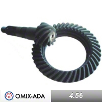 Omix-ADA Dana 30 Ring & Pinion Kit 4.56 Ratio, 41X9 Teeth (97-04 Wrangler TJ) - Omix-ADA 16513.34