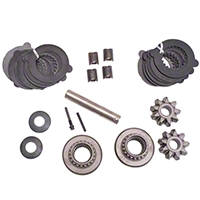 Omix-ADA DANA 35 Rear Spider Gear Kit w/ Disc Kit Trac Lok Differential (87-13 Wrangler YJ, TJ & JK) - Omix-ADA 16507.32