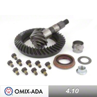 Omix-ADA Dana 44 Rear Ring & Pinion Gear Set 4.10 (07-13 Wrangler JK) - Omix-ADA 16513.52