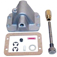 Alloy USA Differential Permement Lock Kit, w/Front D30 (87-95 Wrangler YJ) - Alloy USA 451100