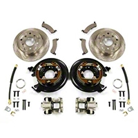 G2 Disc Brake Conversion Kit (90-06 Wrangler YJ & TJ) - G2 96-2049-DB
