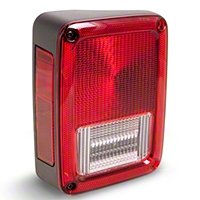 Omix-ADA Driver Side Tail Light (07-13 Wrangler JK) - Omix-ADA 12403.37