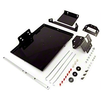 Rugged Ridge Dual Battery Tray Kit (87-90 Wrangler YJ) - Rugged Ridge 11214.5