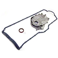 Omix-ADA Engine Timing Cover w/ Molded Oil Pan Gasket, 4.2 & 4.0L (87-92 Wrangler YJ) - Omix-ADA 17457.07
