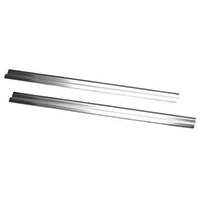 Rugged Ridge Entry Guard Pair, Stainless Steel (97-06 Wrangler TJ) - Rugged Ridge 7486