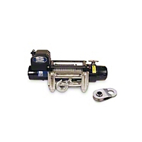 Superwinch EP6.0 Electric Winch 6000 lb 24VDC With Freespooling And Roller Fairlead (Universal Application) - Superwinch 6033