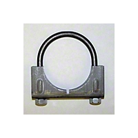 Omix-ADA Exhaust Clamp - Clamp - 2-1/8 In. Regular Duty (Universal Application) - Omix-ADA 17620.07