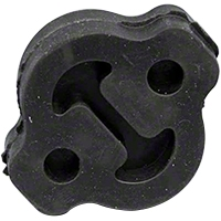 Omix-ADA Exhaust Insulator Oval (Universal Application) - Omix-ADA 17620.05