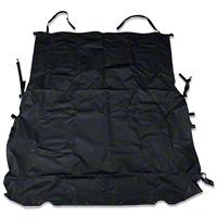 Smittybilt Extended Top, Black Diamond (07-09 Wrangler JK 2 Door) - Smittybilt 94135