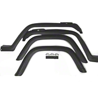 Omix-ADA Factory Style Replacement Fender Flare Front Driver Side (87-95 Wrangler YJ) - Omix-ADA 11602.03