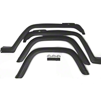 Omix-ADA Factory Style Replacement Fender Flare Front Passenger Side (87-95 Wrangler YJ) - Omix-ADA 11602.04