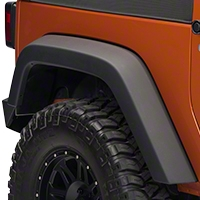Rugged Ridge Rear Right Fender Flare (07-13 Wrangler JK 4 Door) - Rugged Ridge 11609.12
