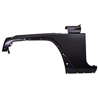 Rugged Ridge Fender Left Hand (07-13 Wrangler JK) - Rugged Ridge 68002399AC