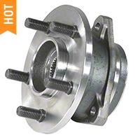 Omix-ADA Front Hub w/ Bearings/Seals/Studs (90-00 Wrangler YJ & TJ) - Omix-ADA 16705.07