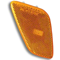 Omix-ADA Front Right Side Marker Light Lamp Lens (97-06 Wrangler TJ) - Omix-ADA 12401.08