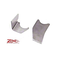 Zone Offroad Front Track Bar Bracket Gusset Kit (07-13 Wrangler JK) - Zone Offroad Products J5001