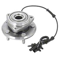 Omix-ADA Front Wheel Hub w/ Bearing (07-15 Wrangler JK) - Omix-ADA 16705.14