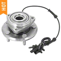 Omix-ADA Front Wheel Hub w/ Bearing (07-16 Wrangler JK) - Omix-ADA 16705.14