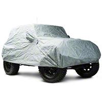 Smittybilt Full Climate Jeep Cover (07-15 Wrangler JK) - Smittybilt 830