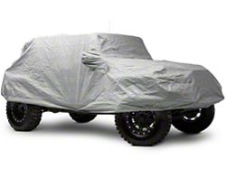 Smittybilt Full Climate Jeep Cover (07-16 Wrangler JK 4 Door)