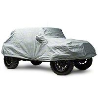 Smittybilt Full Climate Jeep Cover (07-15 Wrangler JK 4 Door) - Smittybilt 835
